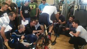 Curso biomecánica ciclismo